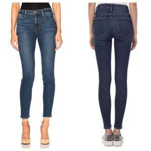 "Frame denim ""Le High"" skinny jeans"